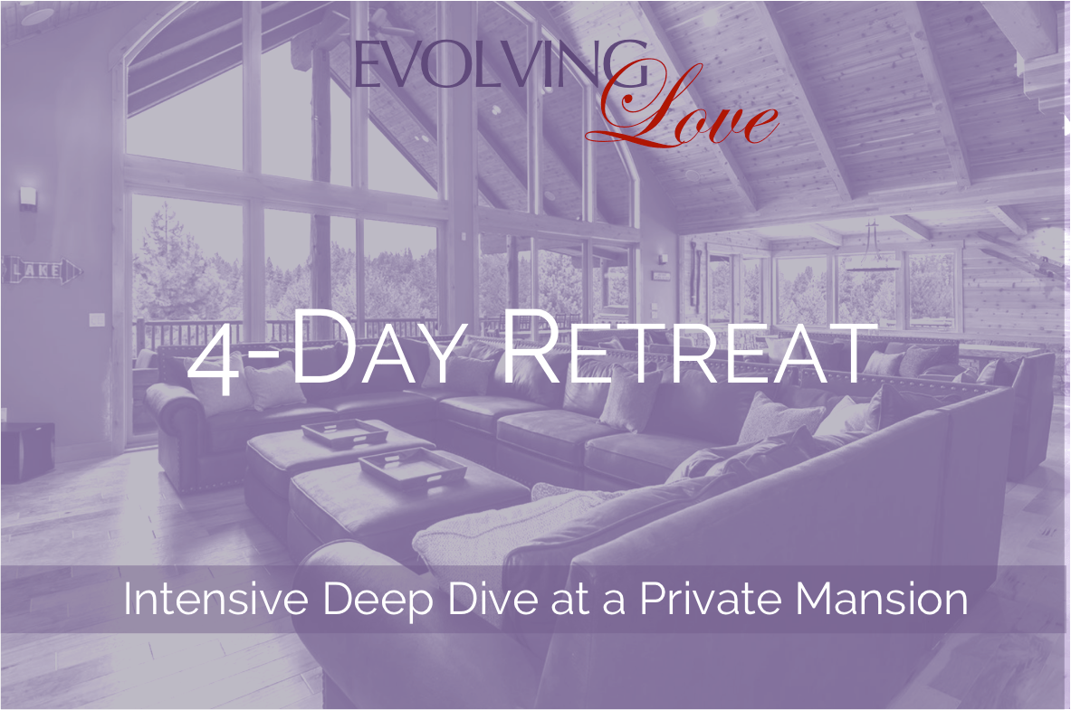 Evolving Love 4-Day Retreat with Bryan Franklin and Jennifer Russell
