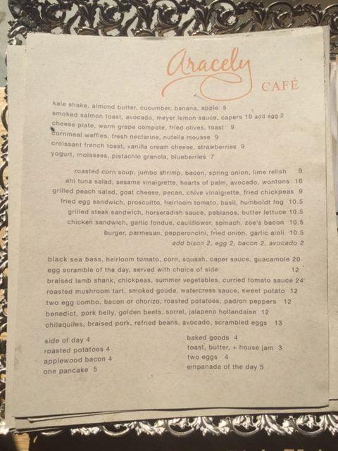 evolving-love-aracely-lunch-brunch-menu